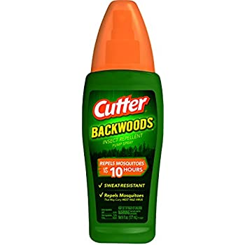 Cutter Backwoods Insect Repellent (Pump Spray) (HG-96284) (6 fl oz)