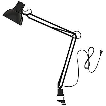 Tojane Swing Arm Desk Lamp Architect Clip On Lamp Work