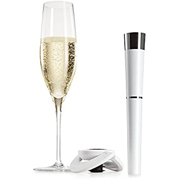 zzysh Champagne Preserver and Champagne Stopper. Keeps sparkling wine fizzy and fresh after it is opened.