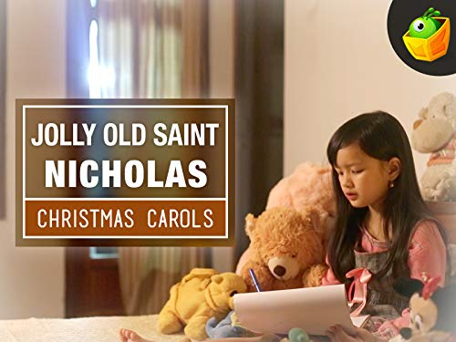 (Jolly Old Saint Nicholas - Christmas)