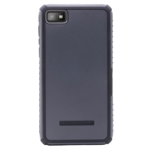 Body Glove BlackBerry Z10 Tactic Brushed Case - Retail Packaging - - Glove Blackberry Body