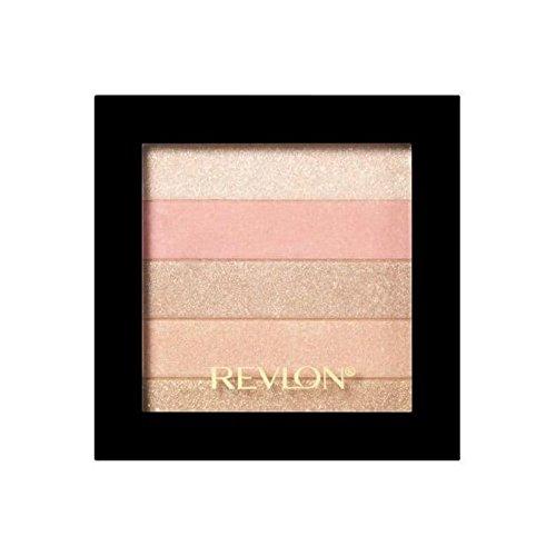 Revlon Highlighting Palette Rose Glow (Pack of 6) - レブロンの強調表示パレットが光るバラ x6 [並行輸入品] B0722KKVPY