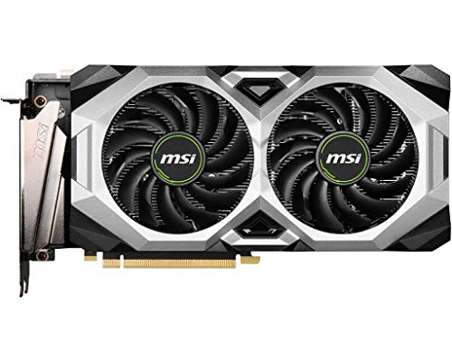 Msi Geforce Rtx 2080 Super Ventus Xs Oc 8 Gb Gddr6 Tarjeta Grafica