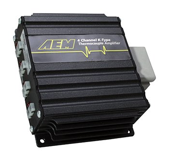 - AEM 30-2204 4-Channel Thermocouple Amplifier