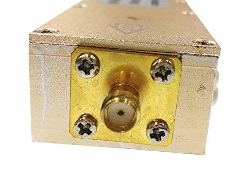 5W SMA Coaxial RF Stepping Adjustable Key-Press Attenuator DC-2.5GHz 0-90dB KT2.5-90 by Ohestish (Image #4)