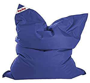 sitting point s2897212 bigbag brava bean bag extra large royal blue home kitchen. Black Bedroom Furniture Sets. Home Design Ideas