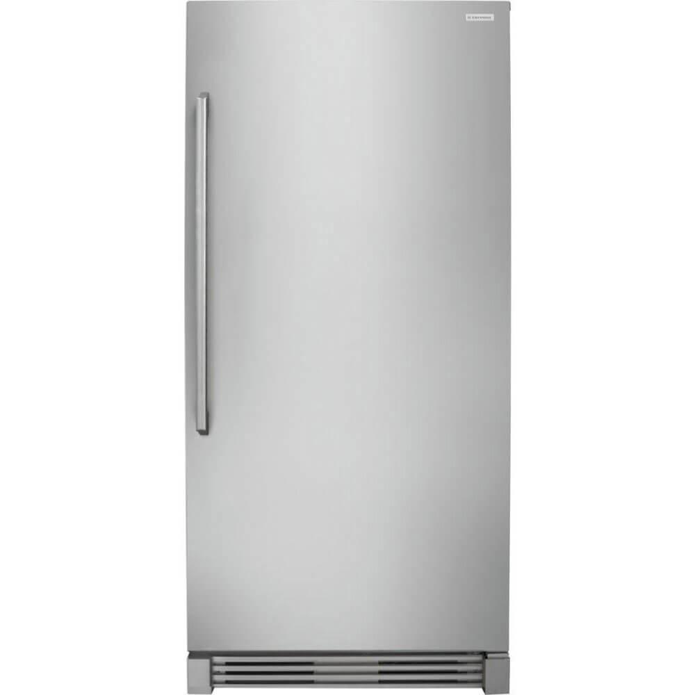 Amazon.com: Electrolux EI32AR80QS 18.6 Cu. Ft. Stainless Steel Freezerless  Refrigerator: Appliances