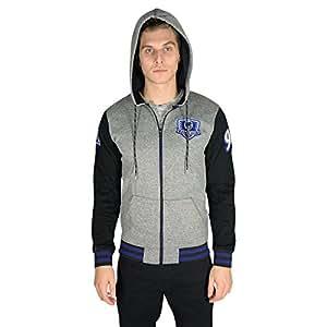 Amazon.com : ICER Brands NFL Men's Full Zip Fleece Hoodie