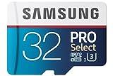 Samsung 32GB 95MB/s PRO Select Micro SDHC Memory Card (MB-MF32DA/AM)
