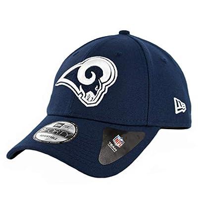 New Era Los Angeles Rams Navy Super Bowl LIII Bound 9Forty Adjustable Cap