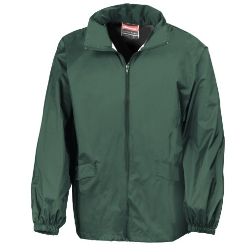 Result Mens Windcheater in a Bag (Concealed Hood)