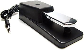 Boston - Pedal damper para teclado Yamaha o Casio: Amazon.es ...