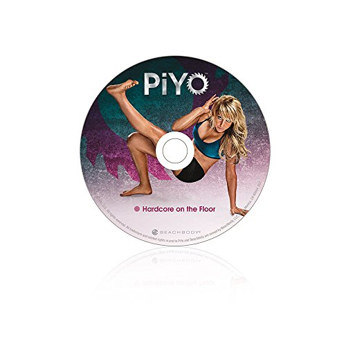 Chalene Johnson's PiYo Hardcore on the Floor DVD Workout