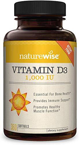 vitamin d3 1000 iu - 8