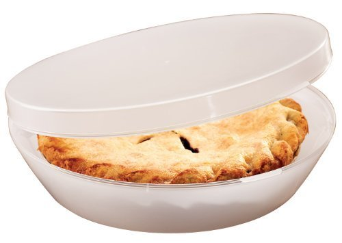 pie covered plate - 9