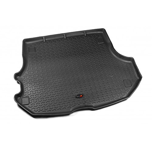 (Rugged Ridge All-Terrain 12975.31 Black Cargo Liner For Select Jeep Grand Cherokee Models)