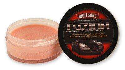 Wolfgang Füzion Carnauba Polymer Estate Wax 3 oz Mini (Wax Car Fusion)