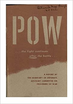 Book POW... The Fight Continues After the Battle