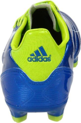 Bacchetta Da Calcio Adidas Mens F10 Trx Fg Anodizzata Blu / Bianca / Melma