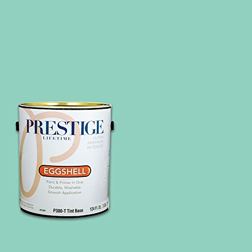 Aquas 7 of 9, Interior Paint and Primer In One, 1-Gallon, Eggshell, Turtle ()