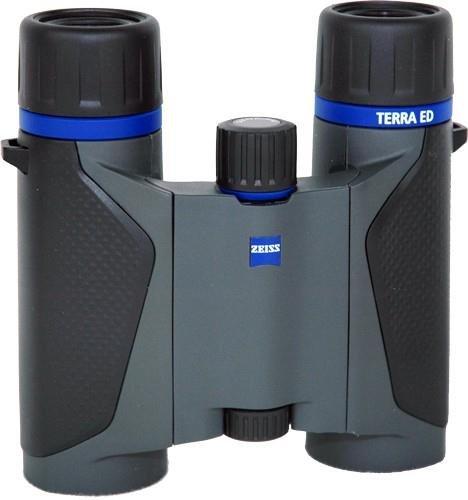 Zeiss 8x25 Terra ED Compact Pocket Grey-Black Binocular by Carl Zeiss