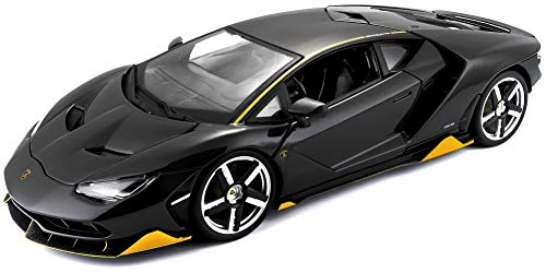 - 1: 18 Lamborghini Centenario (Colors May Vary)
