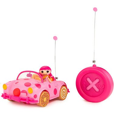 Lalaloopsy Mini Silly Fun House RC Cruiser – 49 MHz