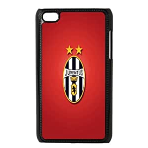 Custom Case FC Juventus Football Club S.p.A For Ipod Touch 4 Q3V393527