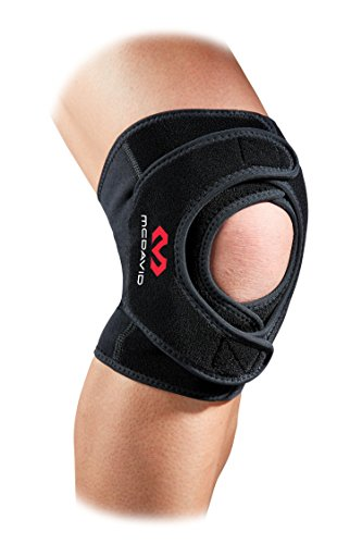 McDavid Knee Support Wrap, Knee Pain Relief from Jumpers Knee, Runners Knee, Patella Support, Tendon...