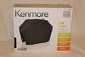 Kenmore Grill Cover para parrillas de hasta 56L x 25W x 44H en.