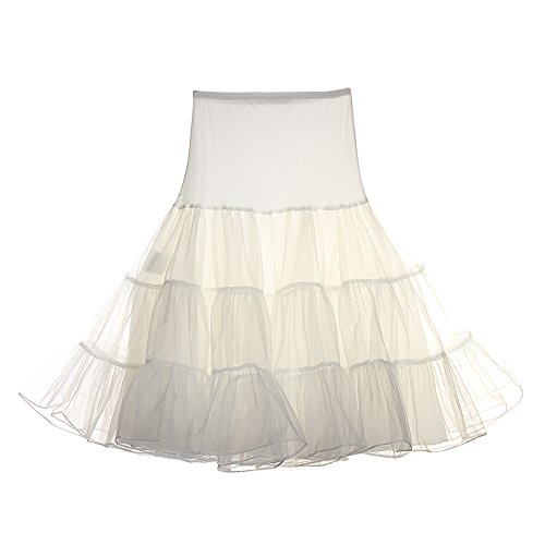 Ecru Jupon Jupon couleurs retro Girl Feelin Bridal plusieurs Rock en Wedding Jupon robe vintage C pour Jupon 50 annes Rockabilly SAHnx8FHz