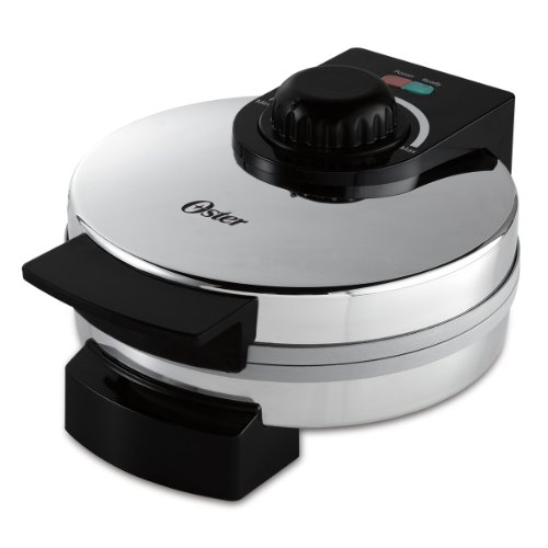 Oster ECO DuraCeramic Waffle Maker Stainless Steel Deal (Large Image)