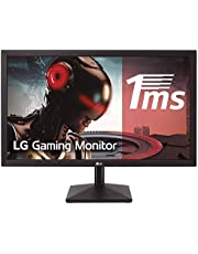 "LG 22MK400H-B - Monitor Gaming FHD de 54,6 cm (21,5"") con Panel TN (1920 x 1080 píxeles, 16:9, 1 ms, 75Hz, 200 cd/m², 600:1, NTSC >72%) Color Negro Mate"