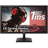"LG 22MK400H-B - Monitor Gaming FHD de 55.8 cm (22"") con Panel TN (1920 x 1080 píxeles,  16:9,  1 ms,  75Hz,  200 cd/m²,  600:1,  NTSC >72%, D-SUB x1, HDMI x1) Color Negro Mate"