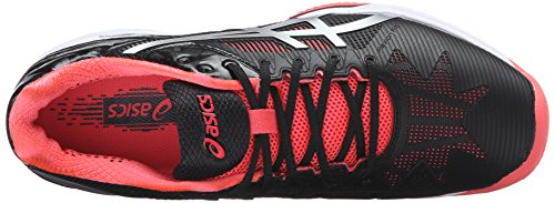 3 Gel Asicsgel Clay Arcilla diva Speed solución solution Pink silver Para Mujer Black AHw441qx