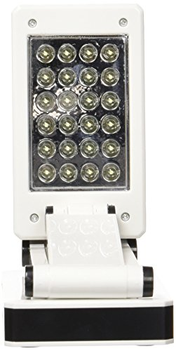 IdeaWorks Super Bright Portable LED Lamp, White