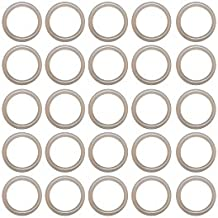 Captain O-Ring Polyurethane O-Ring -007 90A Durometer 25 Pack Translucent Round