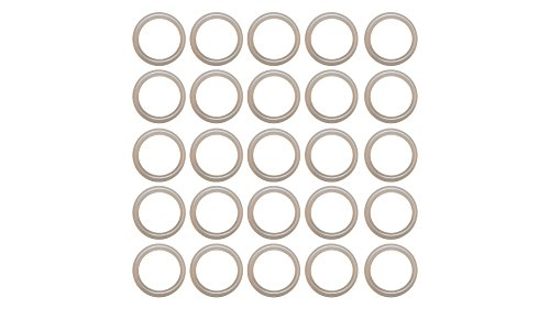 Sterling Seal OR90CLRURE009X25 009 90 D O-Ring, Urethane (Pack of 25)