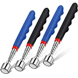 4 Pieces Telescoping Magnetic Pickup Tool 15 Lbs