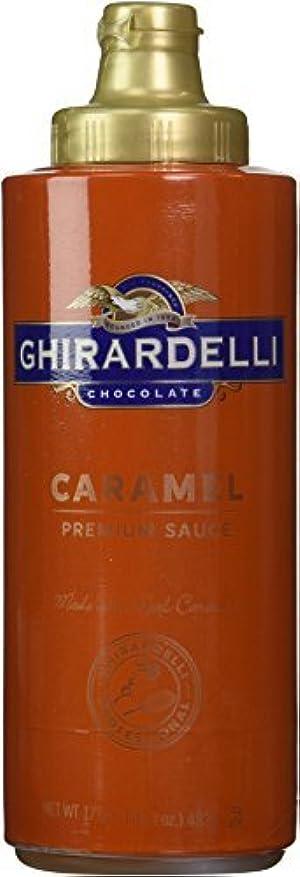 Ghirardelli Caramel Flavored Sauce 17 oz.