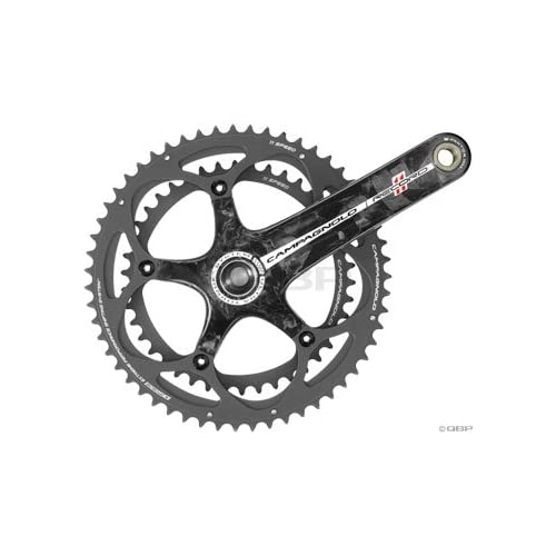 Image of Campagnolo Bike Chainset–Silver, 17.2x 17.2x 5cm Cranksets