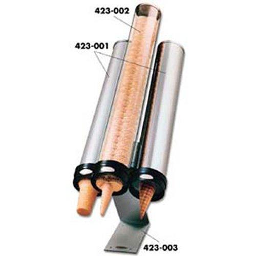 Modular 1003846 Ice Cream Cone Dispenser - Stainless Steel