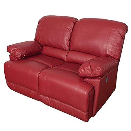 Wondrous Amazon Com Corliving Lzy 352 L Lea Collection Reclining Creativecarmelina Interior Chair Design Creativecarmelinacom