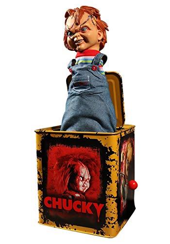 Mezco Toyz Chucky Burst a Box Standard ()