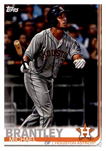 2019 Topps Team Edition Houston Astros #HA-17 Michael Brantley Houston Astros Baseball Card