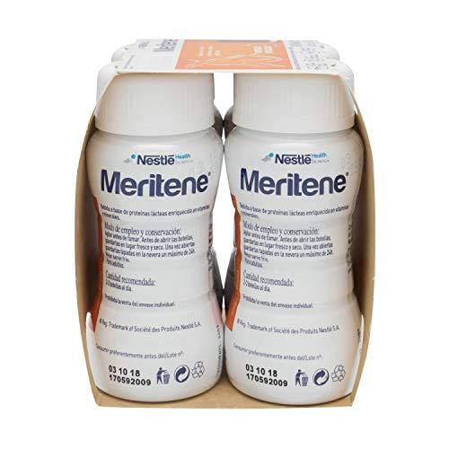 Amazon.com: Nestlé Meritene Drink Chocolate 125ml X 8 Bottles – High-protein Drinkable Supplement – Vitamins And Minerals – For Elderly – Daily Diet ...