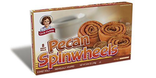 Little Debbie Snack Cakes (Pecan (Frosted Cinnamon Roll)