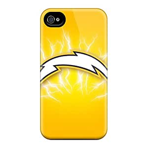 JasonPelletier Iphone 6 Anti-Scratch Hard Cell-phone Case Provide Private Custom Vivid San Diego Chargers Image [xya12389cLAh]