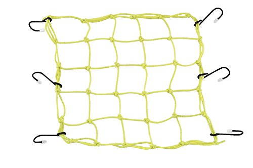 Bikemaster Stretch Net Yellow Bikemaster 100011 New