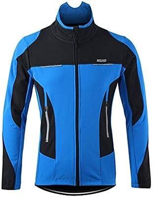 Chaqueta de ciclismo for hombre Resistente al viento Transpirable ...